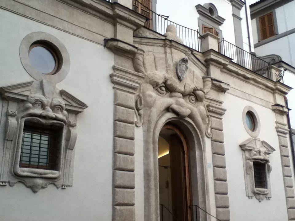 Zuccari Palace, Rim, Taliansko