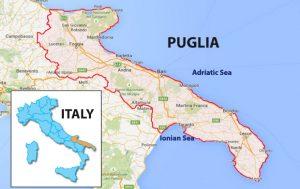 Apúlia, Taliansko