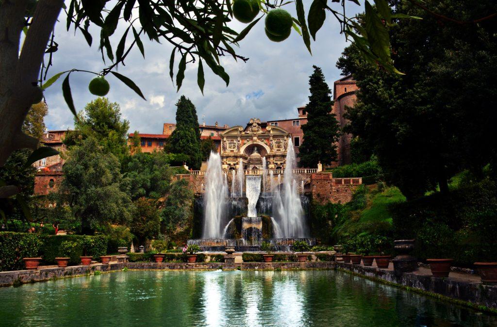Tivoli, Taliansko