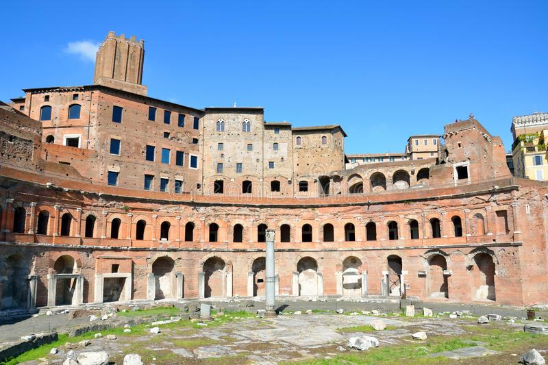 Trajanov trh, Rim, Taliansko