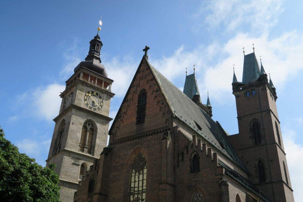 Katedrální kostel sv. Ducha, Hradec Kralove