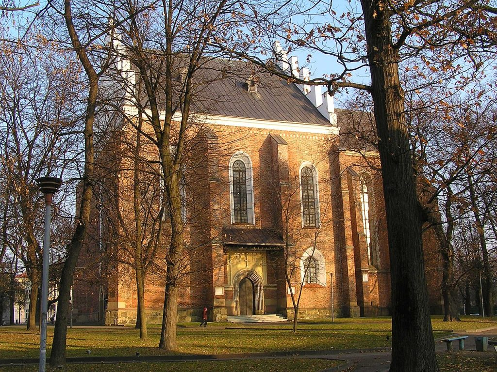 Kostol sv. Bartolomeja, Ukrajina