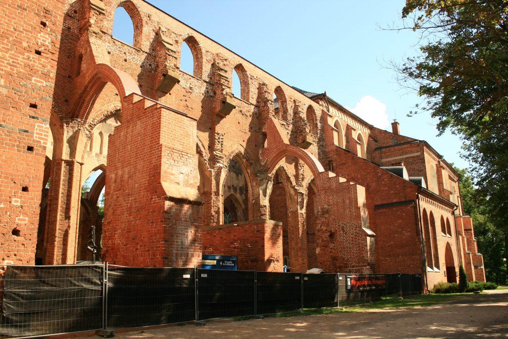 Katedrála v Tartu, Fínsko