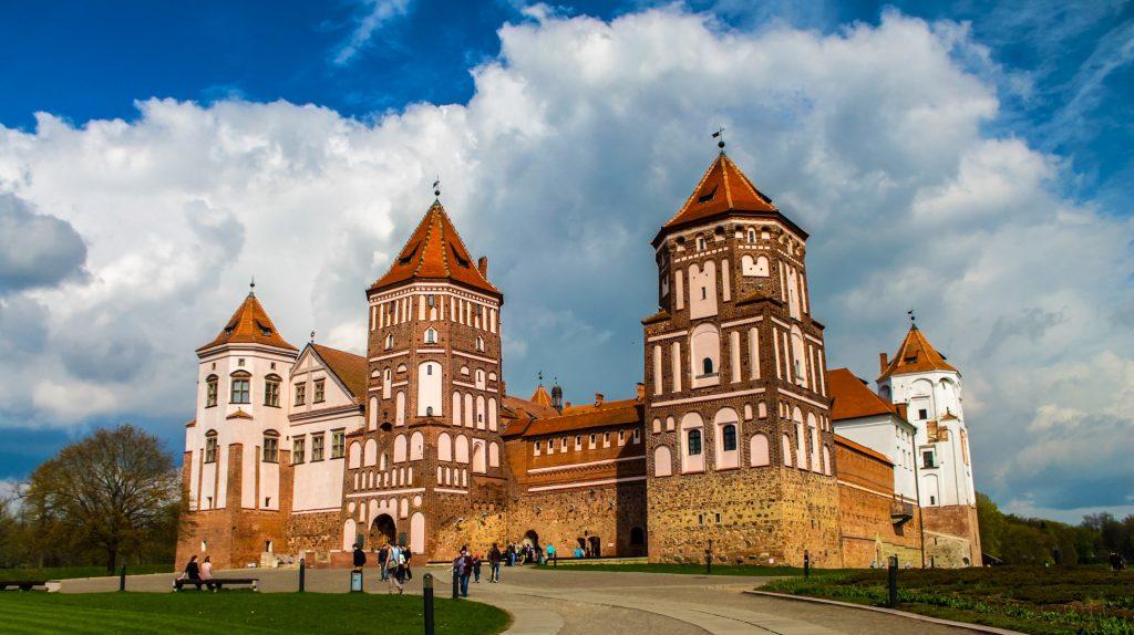 Mir Castle, Bielorusko