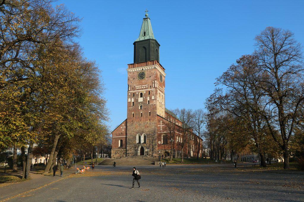 Katedrála v Turku, Fínsko