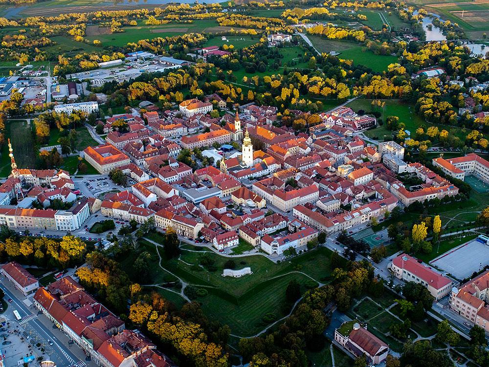 Karlovac, Chorvátsko