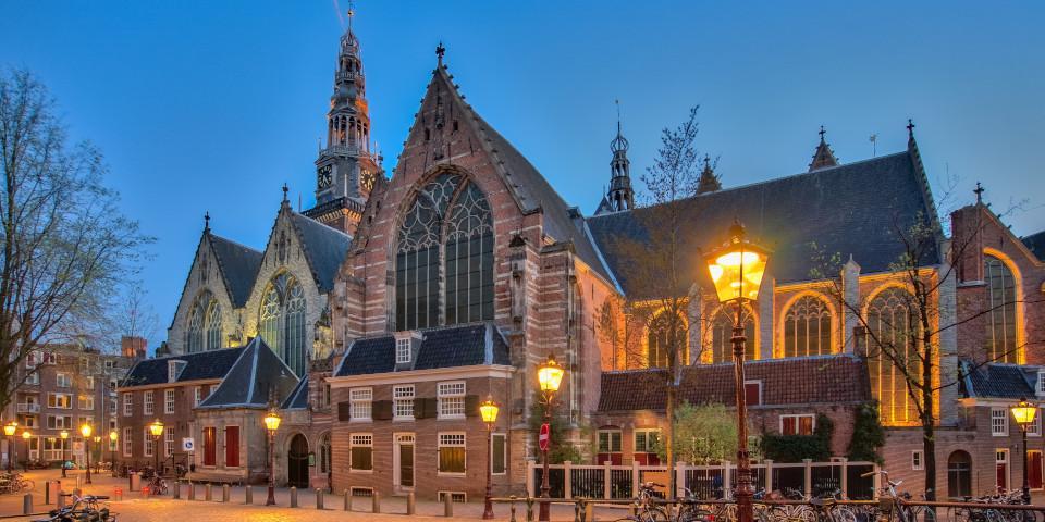 oude kerk, Holandsko