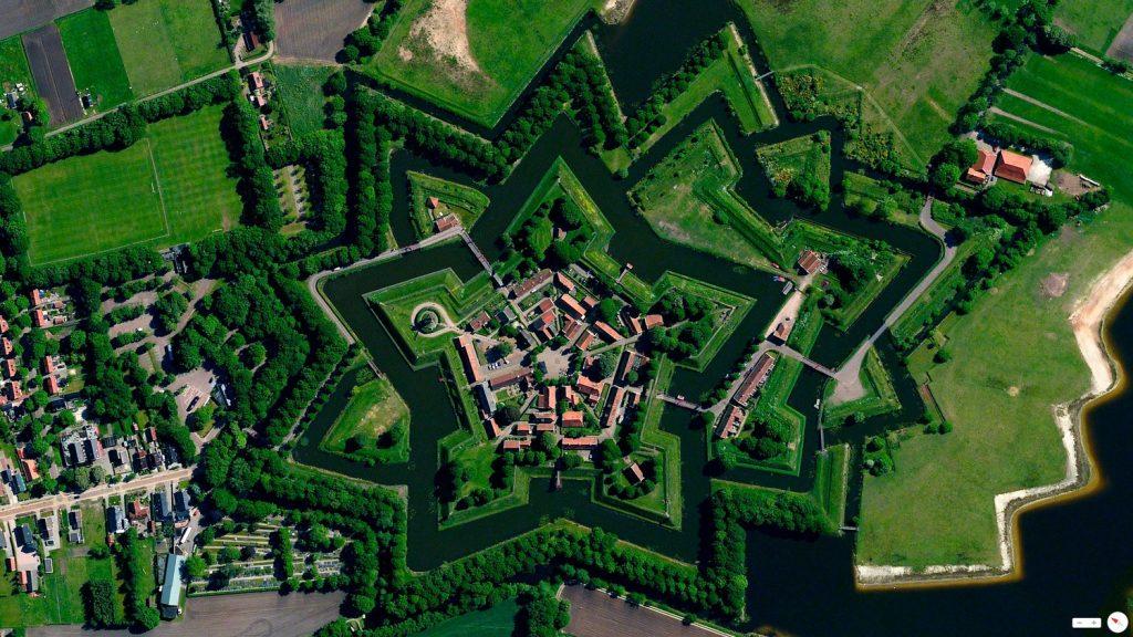 Bourtange, Holandsko