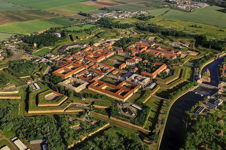 Terezin, Česká republika