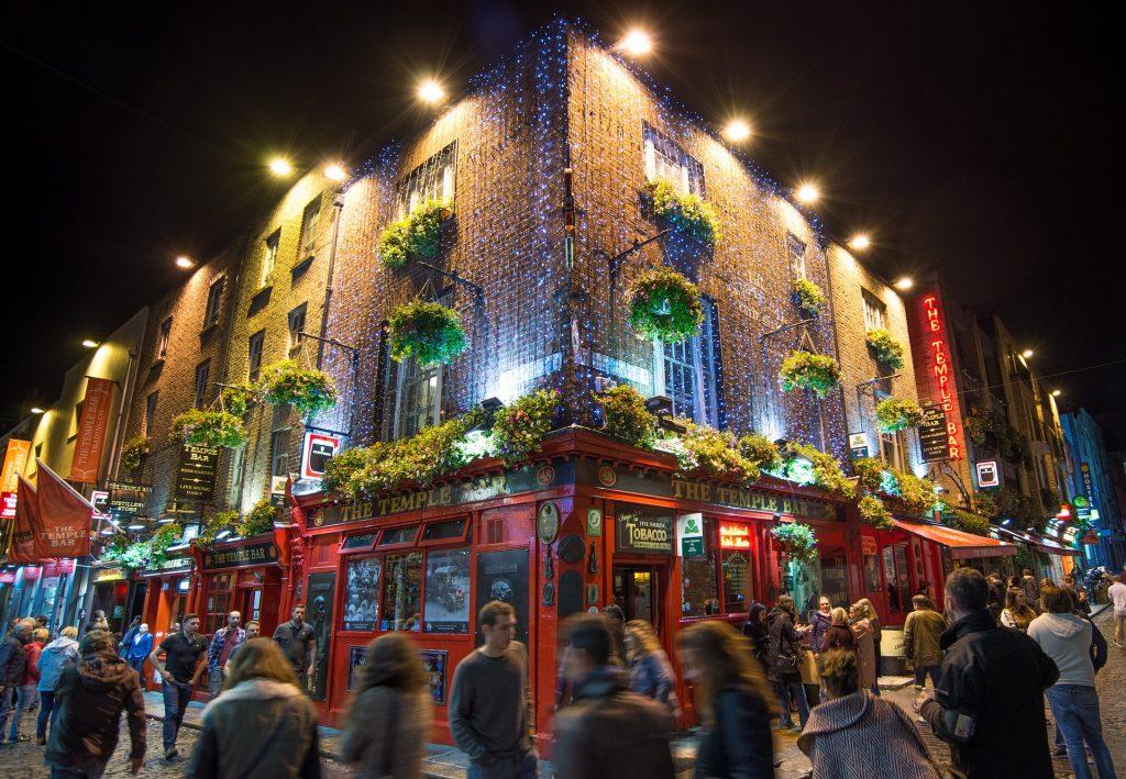 pivo, Írsko