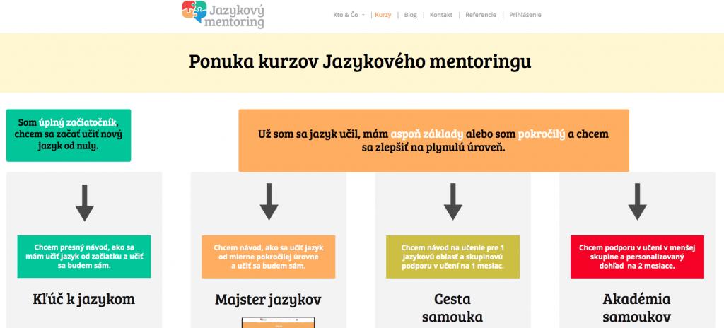 Jazykovy mentoring