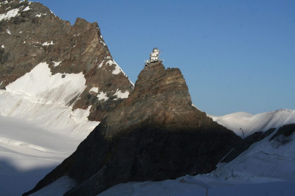 Observatórium Sphinx, Švajčiarsko