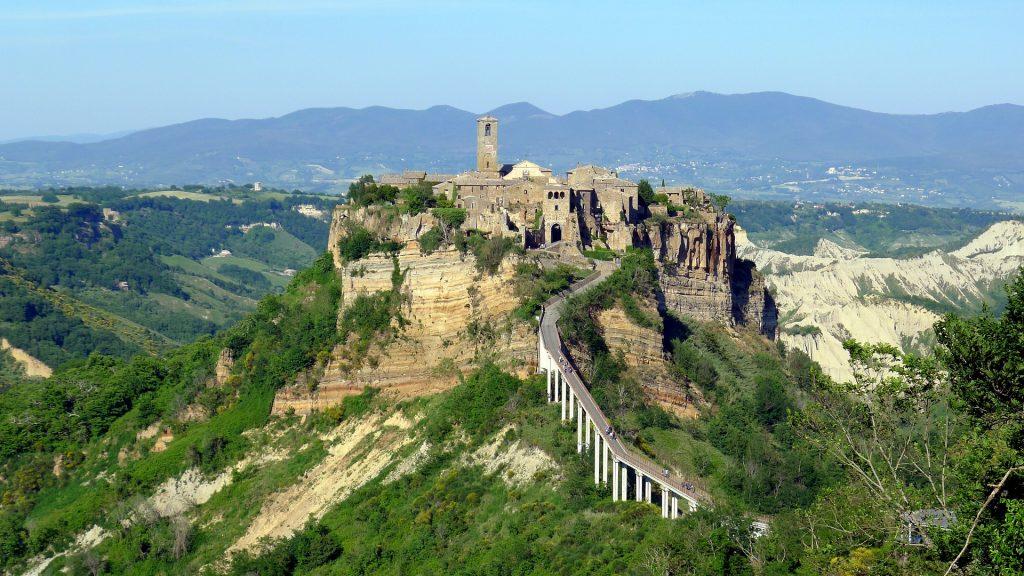 Civita di Bagnoregio, Taliansko