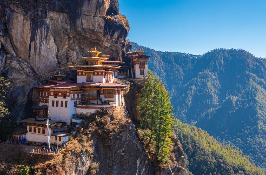 Taktsang, Bhután