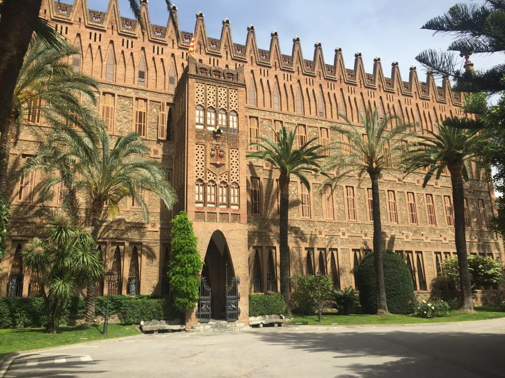 Col·legi de Santa Teresa Ganduxer, Barcelona