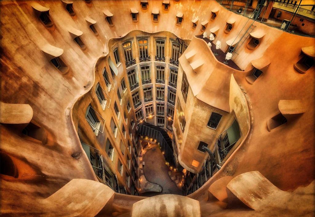 Casa Milà /La Pedrera, Barcelona