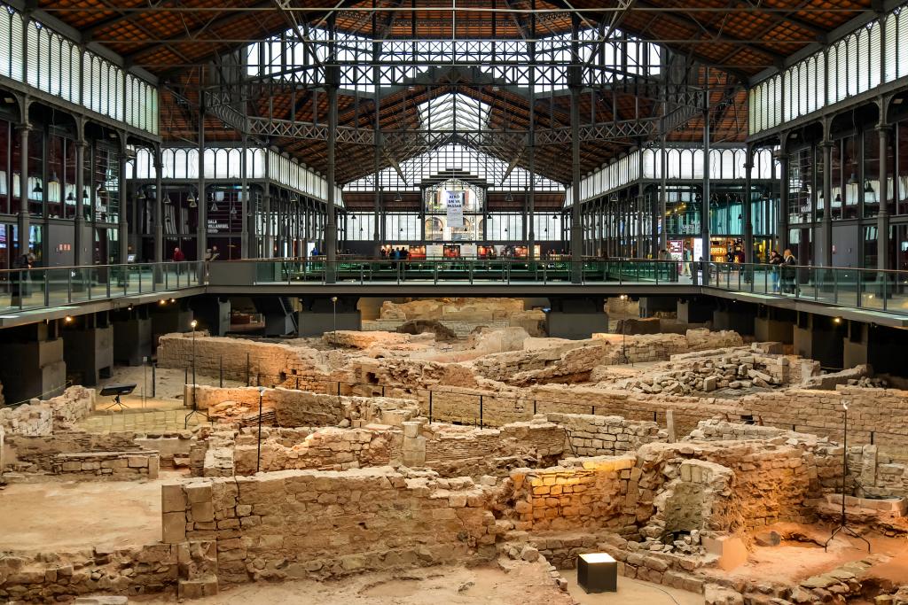 El Born Centre de Cultura i Memòria Barcelona