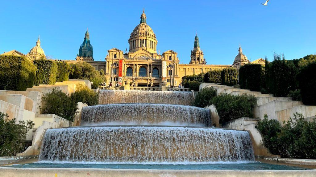 Font Màgica de Montjuïc Barcelona