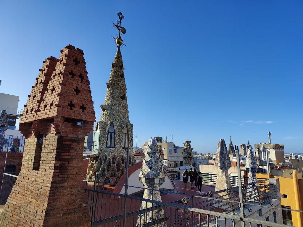 Güell Palace, Barcelona
