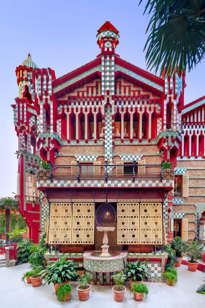 Casa Vicens Gaudí