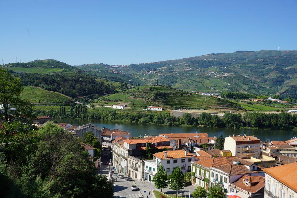 douro valley, portugalsko