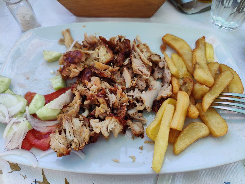 Skiathos jedllo