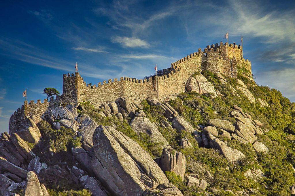 Castelo del Mouros, Portugalsko