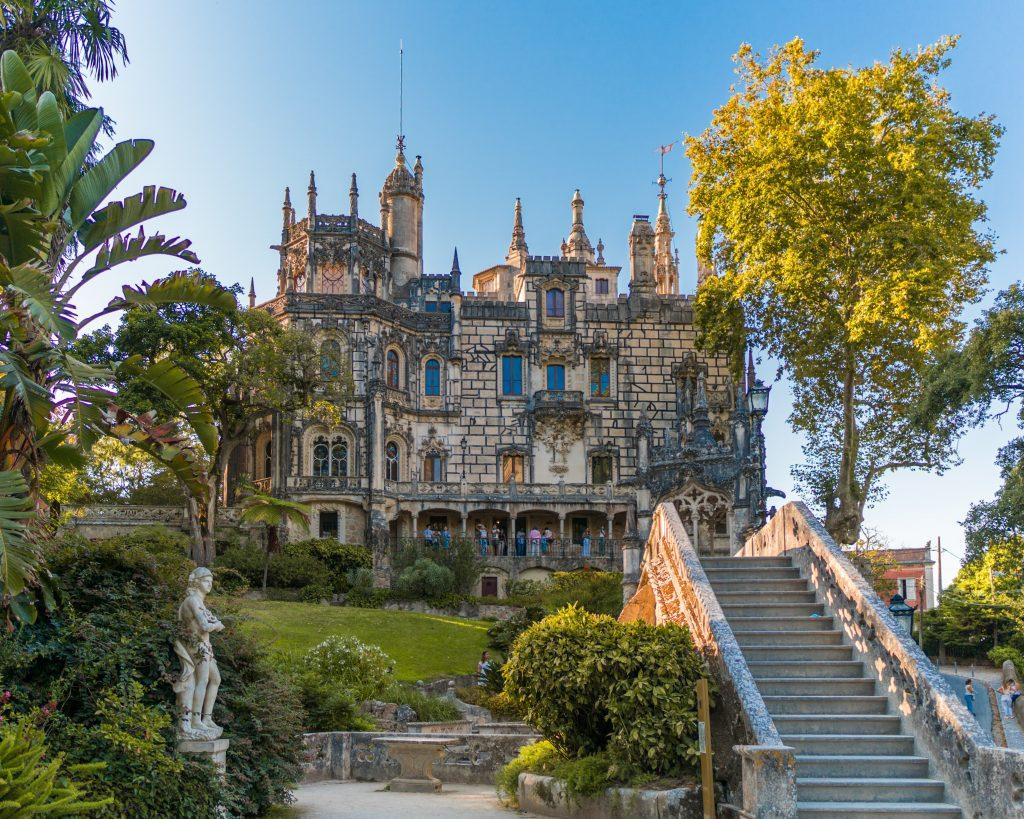 Quinta da Regaleira, Portugalsko