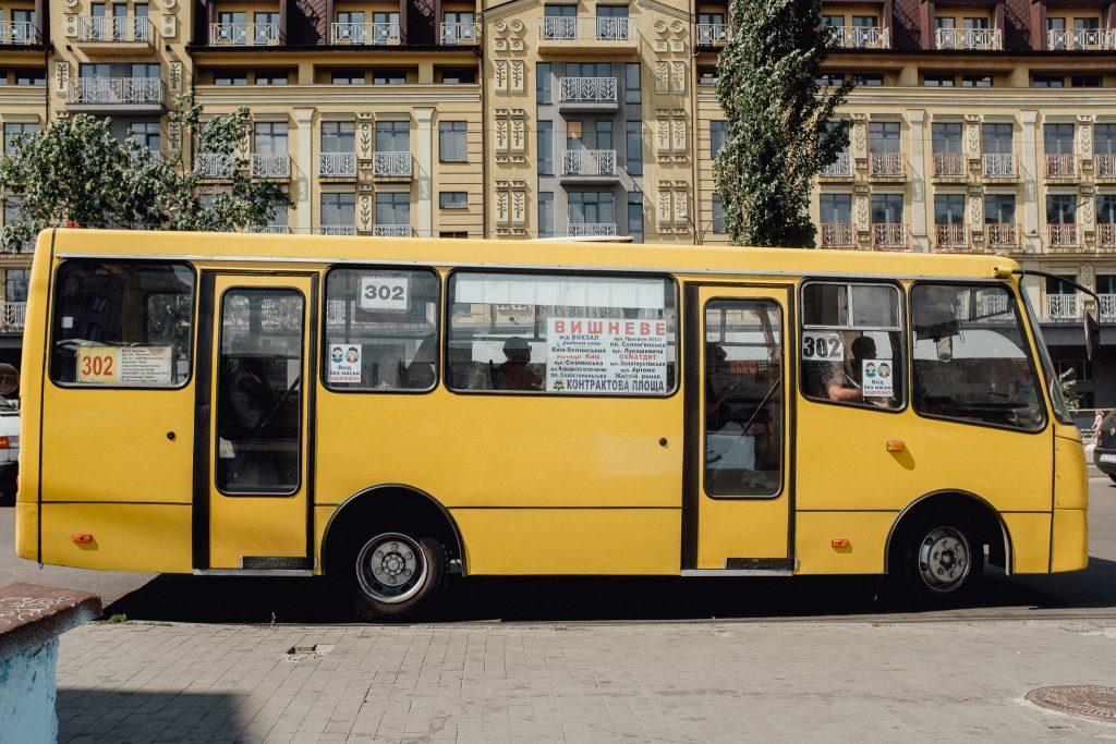Kyjev maršrutka