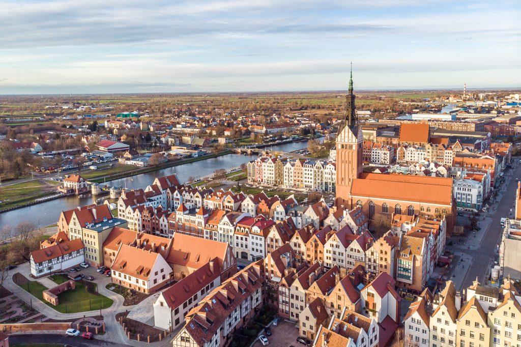 Elblag, Poľsko